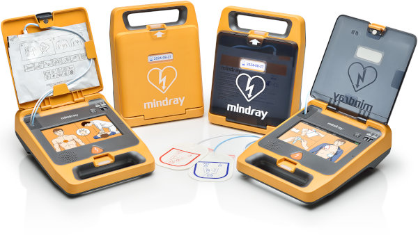 Automated External Defibrillator : C1A and C2